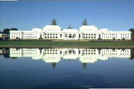 Canberra, capital of Australia